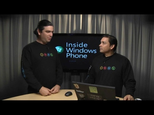 Programa Inside Windows Phone 7 - parte 1