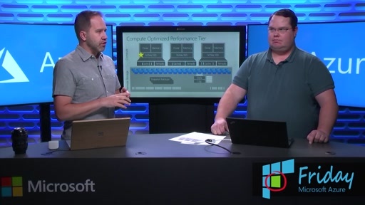 Azure SQL Data Warehouse compute optimized performance tier