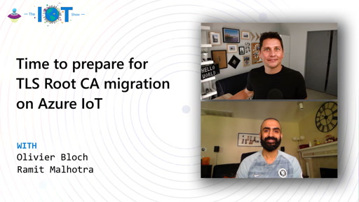 Time to prepare for TLS Root CA migration on Azure IoT