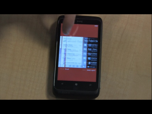 "Peter Torr and Application Multi-Tasking on Windows Phone ""Mango"""