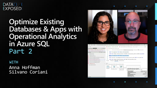 Optimize Existing Databases and Applications with Operational Analytics in Azure SQL - Part 2