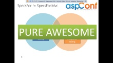Integration Testing With SpecsFor.Mvc – ASP.NET MVC Testing on Steroids!