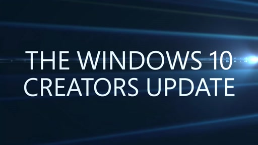 Channel 9: Windows 10 Creators Update