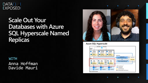 Scale Out Your Databases with Azure SQL Hyperscale Named Replicas