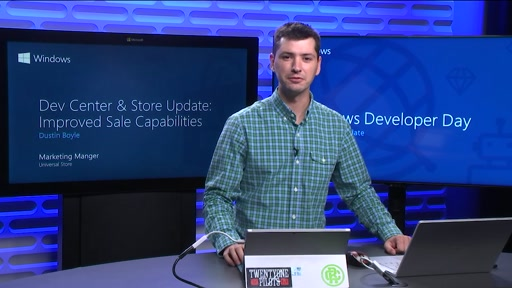 Dev Center and Store Update: Improved Sale Capabilities