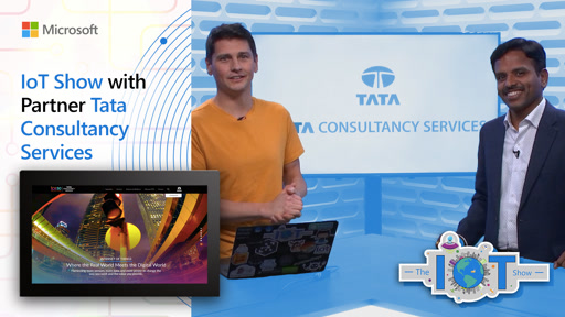 Bringing Life to Things™ with Tata Consultancy Services