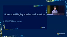 How to build highly scalable IaaS Solutions