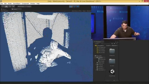 Programming Kinect for Windows v2: (04) Using Kinect with Other Frameworks or Libraries
