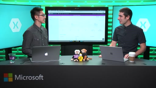 The Xamarin Show 6: User Interface Automation with Charles Wang