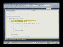 Israeli MSDN Session: ASP.NET MVC 3 with Ori Calvo February 22nd 2011 Part 1