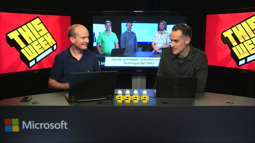 TWC9: WinJS 3.0, Dev Center Lifetime Registration, the .NET Universe Poster and more