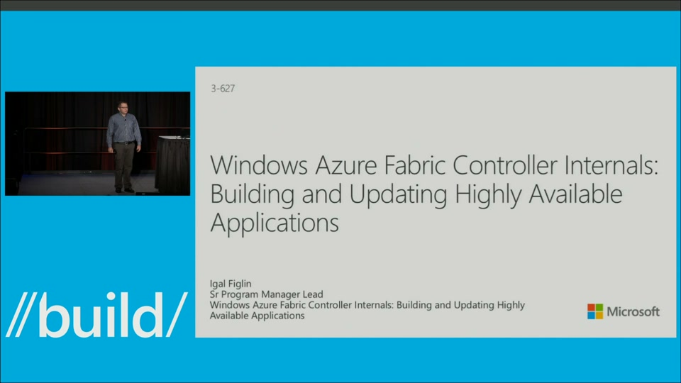 Azure Fabric Controller Internals: Building and Updating High-Availability Apps
