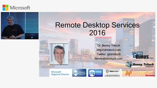 Remote Desktop Services 2016