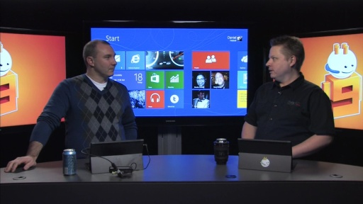 A Look at Windows 8 Ease of Access