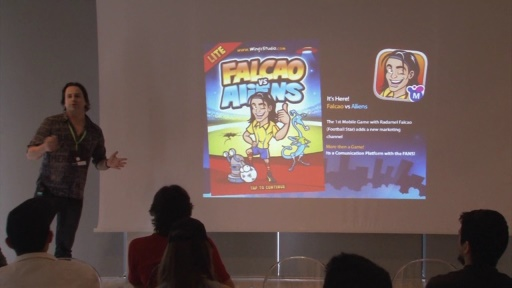 """Star-powering your games - and how we did it for """"Falcao vs Aliens"""" 