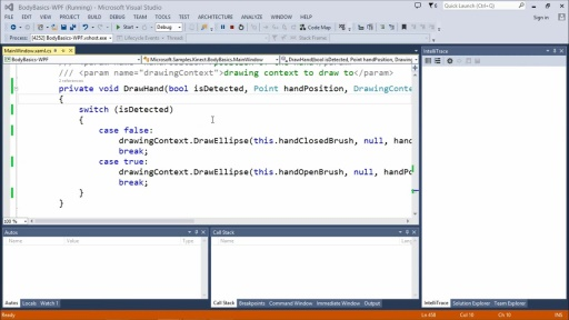 Programming Kinect for Windows v2: (06) Recording, Playback, and Gesture Recognition
