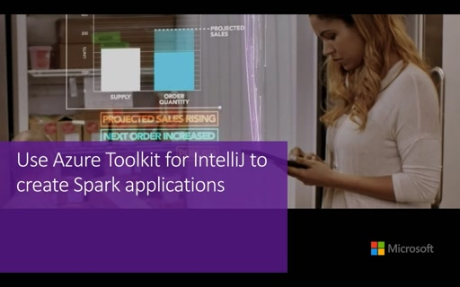 Create Spark Applications with the Azure Toolkit for IntelliJ