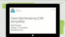 Client-Side Rendering (CSR) demystified
