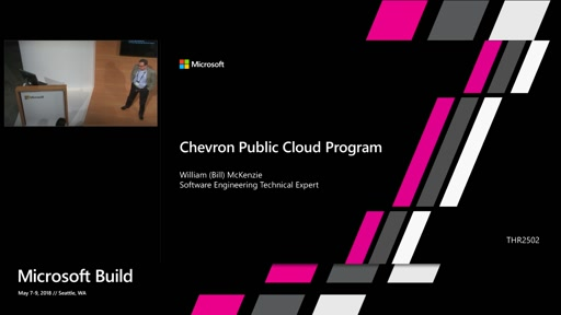 Infrastructure automation at Chevron  - deployment and management at scale