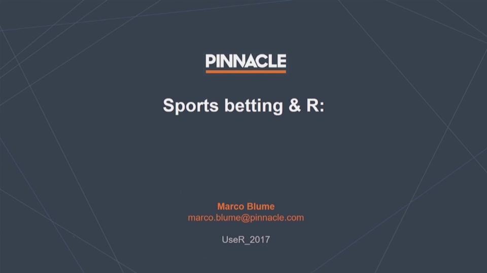 Using r for sports betting should i place more than one bet on a race