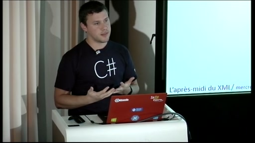 Les technologies autour de XML 02 - Introduction à Xamarin Forms