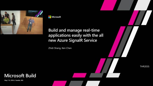 Build and manage real-time applications easily with the all new Azure SignalR Service