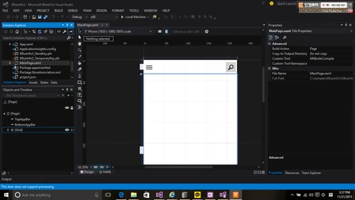 03 MunChan Park - Day 3 Part 5 - Developing the Korea Bus Information app for Windows 10 UWP