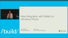 New Integration Opportunities with Wallet on Windows Phone