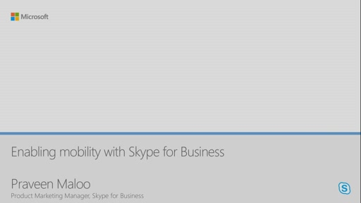 Plan for Skype for Business mobile clients