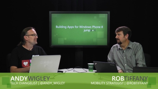 Building Apps for Windows Phone 8 Jump Start: (19) Windows Phone 8 and Windows 8 Cross Platform Development