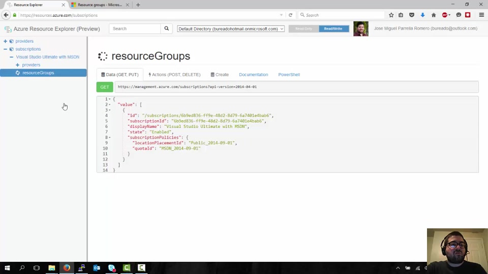 Create a Linux VM from a custom image with Azure Resource Manager