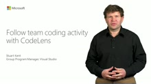 Follow Team Coding Activity With CodeLens