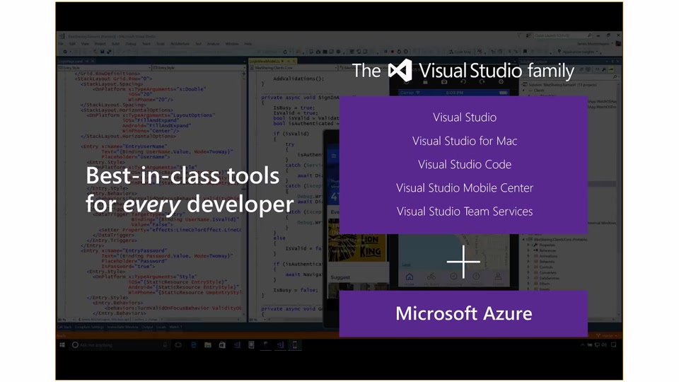 Best of Visual Studio 2017 Launch