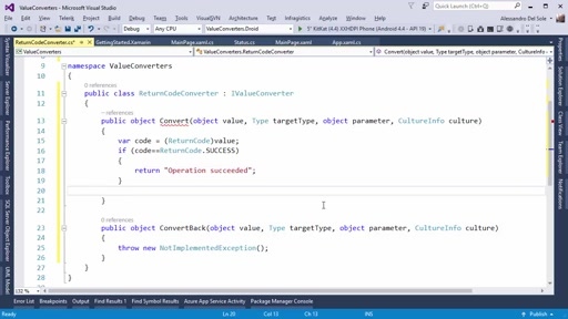 #Xamonday show: Using value converters with Xamarin.Forms