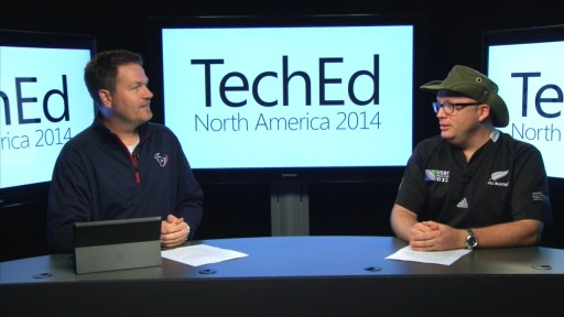 Countdown to TechEd: The One Where It All Begins