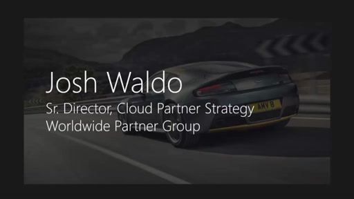 MPN Training Cloud Profitability Webcasts - Cloud Pitch with Joshua Waldo