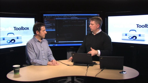 Visual Studio Toolbox: Visual Studio 11 Beta with Jason Zander