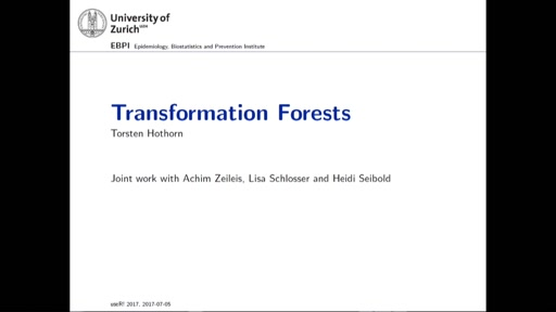 Transformation Forests