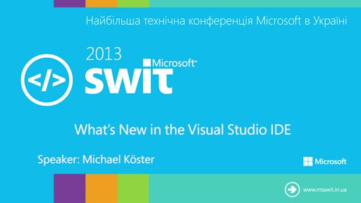 What's new in Visual Studio IDE