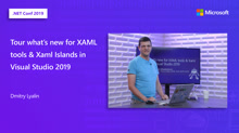 Tour what's new for XAML tools & Xaml Islands in Visual Studio 2019