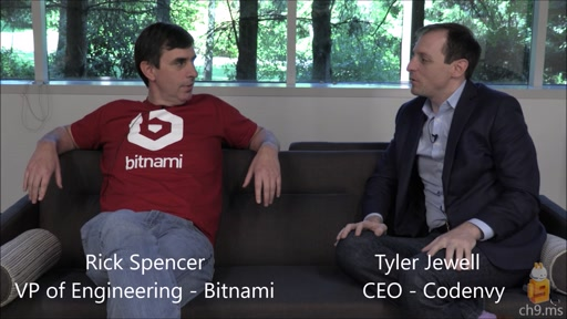 Developer Couch Series: Bitnami & Codenvy on Docker