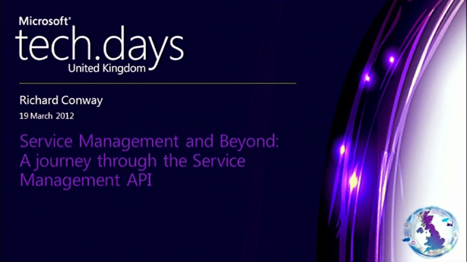 Service Manager and Beyond