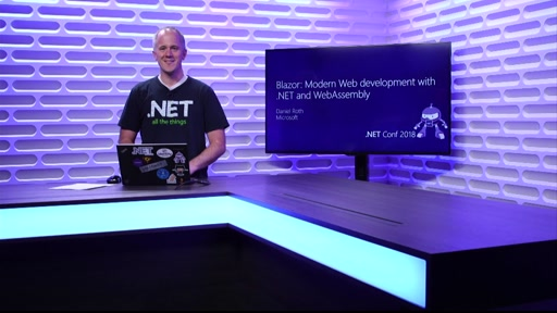 Blazor: Modern Web development with .NET and WebAssembly