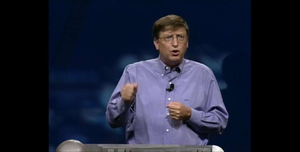 PDC 2001 Keynote with Bill Gates