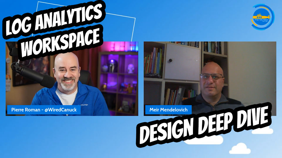 OPS115 - Log Analytics workspace design deep dive