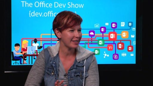 OfficeDevShow - Episode 18 - Getting Started with ASP.NET