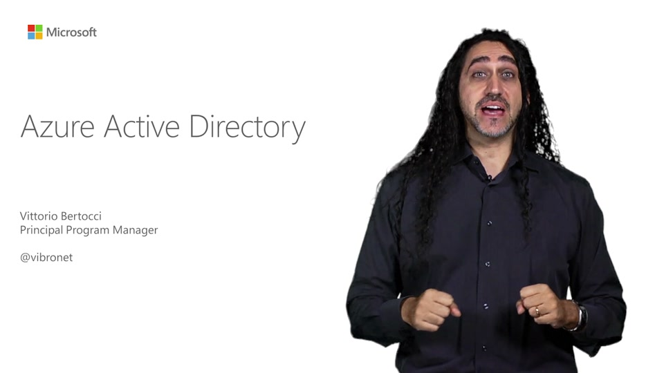Azure Active Directory Overview