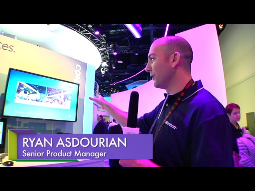 CES 2011:  Kinect and Live Mesh