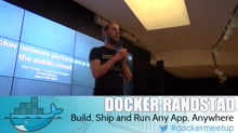 Happy Birthday Docker - #DockerMeetup 24th of March, the Netherlands