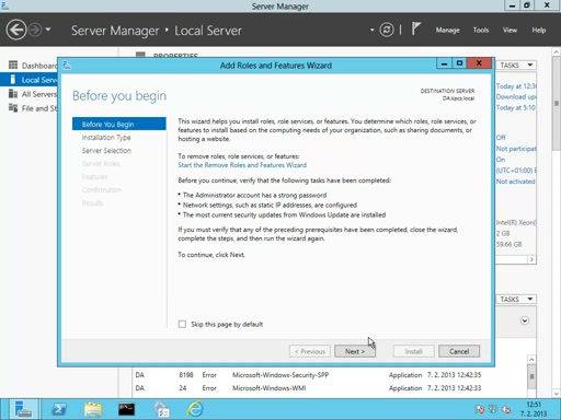 Seriál Windows Server 2012 - Direct Access 2/2